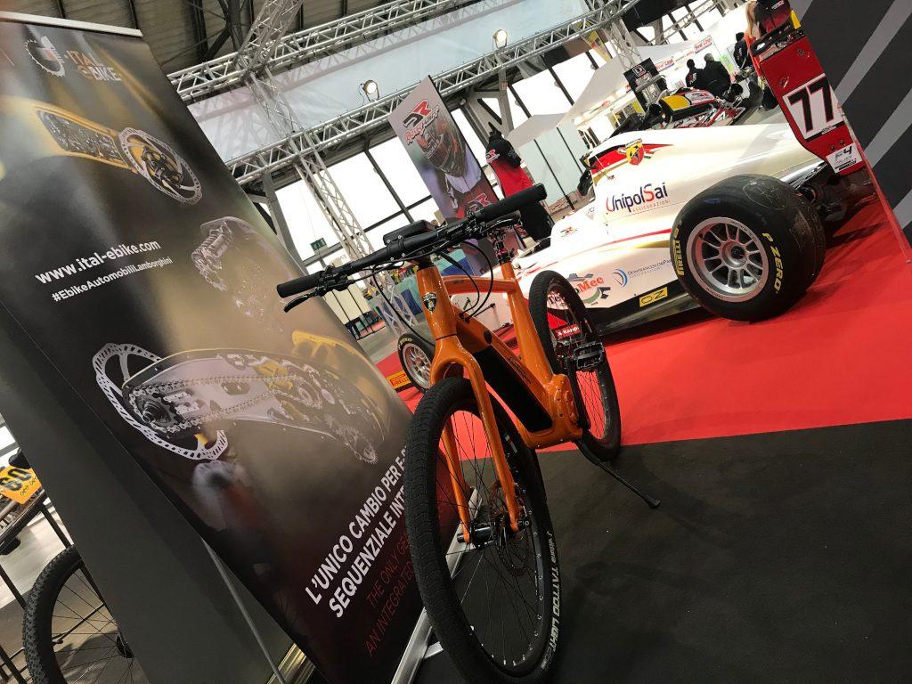The E Bike Automobili Lamborghini Is Presented At The 1st Edition Of